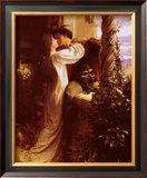 Romeo and Juliet Print by Frank Bernard Dicksee