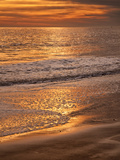 Sunset Reflection, Cape May, New Jersey, USA Photographic Print by Jay O'brien