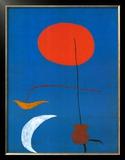 Entwurf fur eine Tapisserie Prints by Joan Miró