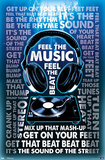 Feel the Music Posters