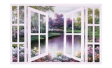 Springtime Symphony Door Prints by Diane Romanello