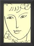 La Pompadour, c.1951 Posters by Henri Matisse