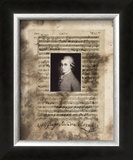 Mozart Print