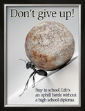 Don't Give Up Posters