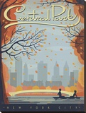 Central Park NYC Stretched Canvas Print by  Anderson Design Group