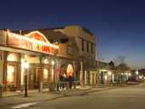 Historic Downtown, Tombstone, Arizona, USA Photographie par Luc Novovitch