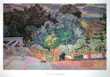 Le Jardin Sauvage (La Grande Terrasse) Posters par Pierre Bonnard
