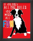 Fun Poster by Ginger Oliphant