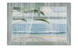 View of the Tropics Affiche par Diane Romanello