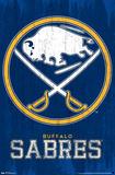 Buffalo Sabres NHL Logo Posters
