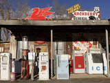 Route 66, Hackberry, Arizona, USA Photographic Print by Julian McRoberts