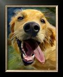 Golden Tongue Posters by Robert Mcclintock