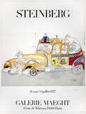 Taxi Eksklusivudgaver af Saul Steinberg
