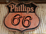 Route 66, Hackberry, Arizona, USA Photographic Print by Julian McRoberts