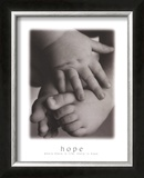 Hope: Baby Hands and Feet Prints by Laura Monahan