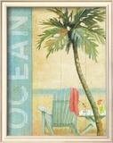 Ocean Beach II Posters by Daphne Brissonnet