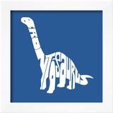 Brontosaurus Prints