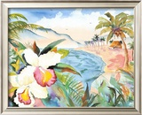 Hawaiian Orchids Posters by Terry Madden
