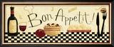 Bon Appetit Art by Dan Dipaolo