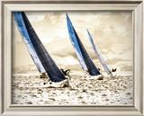 Racing Waters II Posters by Alan Hausenflock