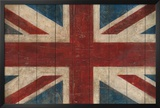 Union Jack Posters by Avery Tillmon