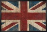 Union Jack Posters by Avery Tillmon