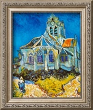 Church at Auvers, c.1894 Print by Vincent van Gogh