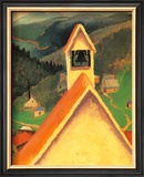 Church Bell, Ward Prints by Georgia O'Keeffe