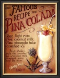 Pina Colada Prints by Lisa Audit