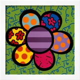 Flower Power IV Posters by Romero Britto