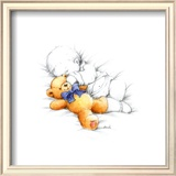 Sleepy Time II Prints by  Makiko