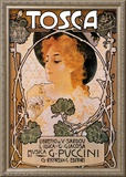 Puccini, Tosca Print