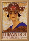 Puccini, Turandot Print