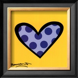 Bee Bop Love Posters by Romero Britto