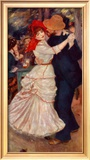 Dance at Bougival Prints by Pierre-Auguste Renoir