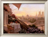 Dinner for Two Posters by Christa Kieffer