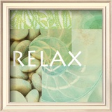 Reflections: Relax Posters by Jessica Vonammon