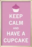 Strawberry Cupcake Prints