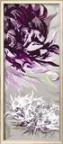 Purple Allure II Posters by Sally Scaffardi