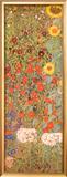 II Giardino di Campagna (detail) Prints by Gustav Klimt