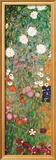 Flower Garden (detail) Poster by Gustav Klimt