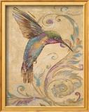 Hummingbird I Poster by Patricia Quintero-Pinto