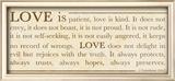 Love is Patient Prints by Anna Quach