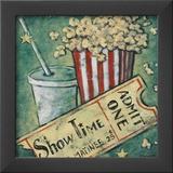 Show Time Prints by Janet Kruskamp