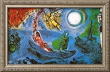 The Concert Posters by Marc Chagall