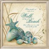 The Beach Prints by Charlene Winter Olson