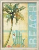 Ocean Beach I Posters by Daphne Brissonnet