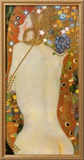 Sea Serpents IV, c.1907 Posters by Gustav Klimt