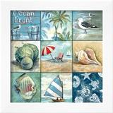 Ocean Front Art by Gregory Gorham