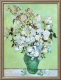 A Vase of Roses, c.1890 Poster by Vincent van Gogh